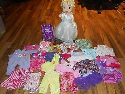 "Baby Alive Doll  All Gone Hasbro  CLOTHES that Fit 13"" Dolls UNBRANDED"
