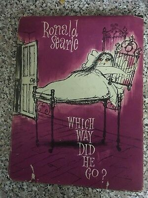 Which Way Did He Go? (Ronald Searle - 1961) (ID:40845)