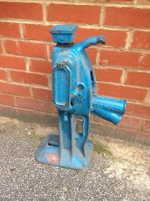 10 Tonne/ton Toe jack....ratchet.... rotating... Duff Norton....heavy duty....