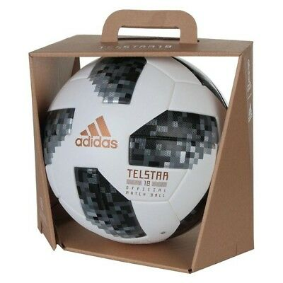 Adidas Telstar 18 Official World Cup Matchball- FIFA Quality Pro