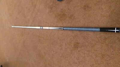 JACOBY POOL CUE  19 2 oz with case