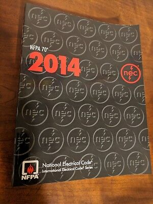 Brand New 2014 National Electrical Code (NEC) Softbound NFPA 70 2014