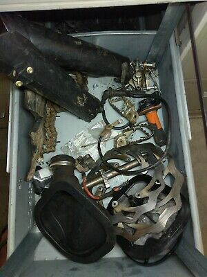 KTM 450 sxf, 08 model. Wrecking/parting out.