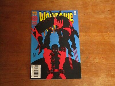 Wolverine #88 High Grade Nm Sweet Deadpool Cover And Story New Movie Soon!!
