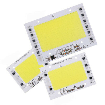 10W20W30W50W100W LED 220V Input Integrated Smart IC Driver Floodlight COB Chip