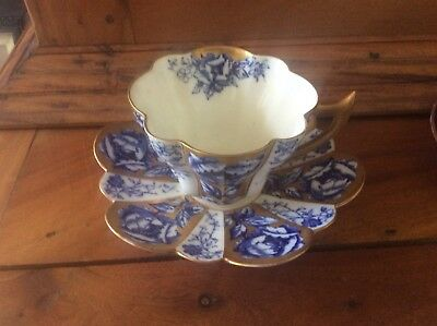 The Foley China 1880s Cup And Saucer, Pre SHELLEY