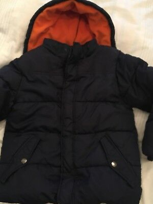 John Lewis Boys Coat Age 8 Good Condition!!