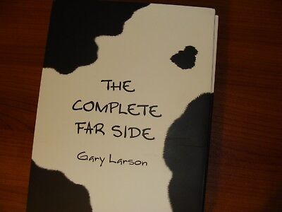 The Complete Far Side by Gary Larson Free Shipping!