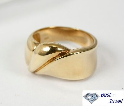 Cocktail-Ring in 585 Gold