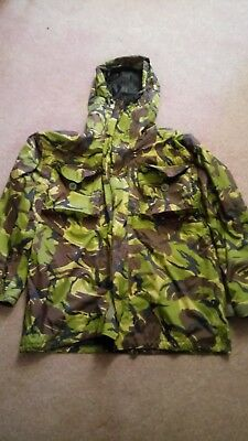 Goretex Keela British Forces DPM UKSF SF Para Field jacket Cadet Airsoft
