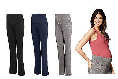 Ladies Maternity Wear Trousers pregnancy Relaxation Pants Comfortable