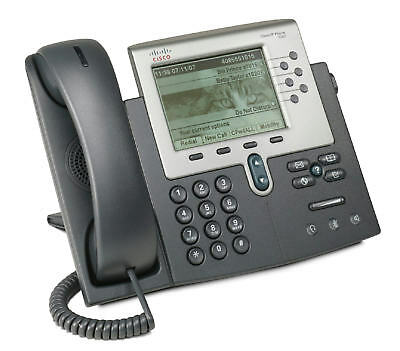 Cisco Systems Unified IP Phone 7962G CP-7962G neu in OVP