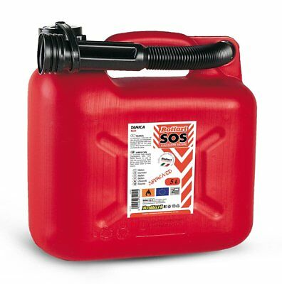 Bottari Sos 35215 Tanica Per Carburanti In Plastica 5 Lt