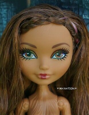 Ever After High Cedar Wood 1ST WAVE Nude Doll