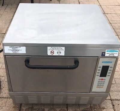 TurboChef C3D Speed Cook Oven, ventless, single deck 1 Phase Manufactured 9/2014