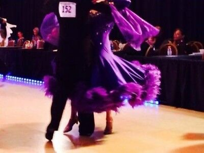 Ballroom Competition  dance dress