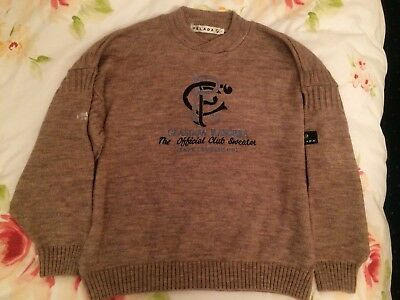 Rare Rangers 1991 Official Club Sweater / Jumper -  Excellent Condition Unworn