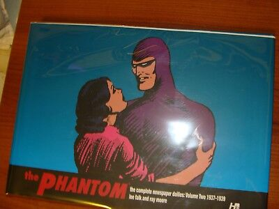 The Phantom by Lee Falk Book Lot 3 Books Free Shipping!