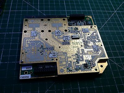 13 GHz Amplifier Section Of RF Transceiver 20 dBm output power