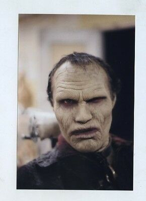 #h950 Day Of The Dead Zombie Horror Film Movie Actor Facial Makeup Artist Photo