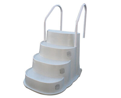 Wedding Cake Swimming Pool Ladder Steps For Above Ground Pool Deck Mount