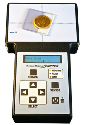 Sigma Metalytics Metal Verifier with Two Wands (FREE SHIPPING)