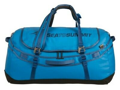 Sea to Summit Duffle Bag 45L BLUE Sports Camping  Water Resistant