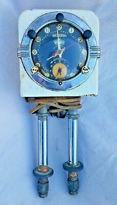 Vintage Grayson Stove Top Clock / timer FOR PARTS - Model ARG - 2A