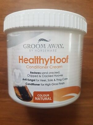 Groom Away - Healthy Hoof Conditioner Cream 500ml  (Neutral)