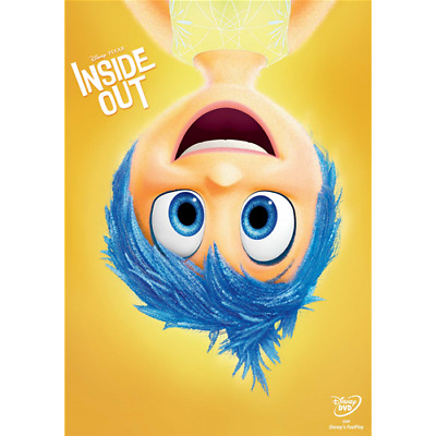 Inside Out  [Dvd Nuovo]