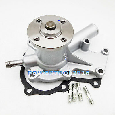 New CARRIER Comfort Pro APU Water Pump 25-34330-00SV With Gasket USA