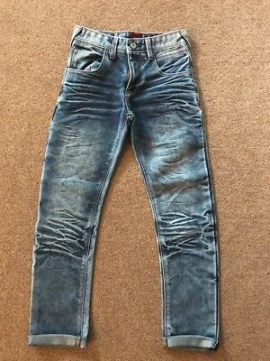 NEXT boys blue jeans age 9 years