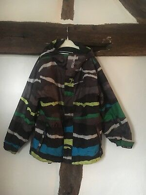 Billabong Boys Ski Jacket Age 10