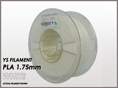 Filament for 3D-Printer PLA ABS PETG HIPS FLEX 1.75/2.85 1Kg Universal UK Stock