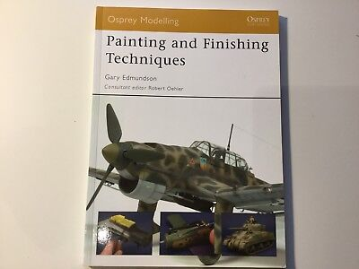 Osprey Painting and Finishing Techniques