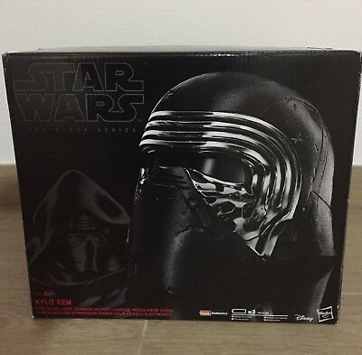 Kylo Ren Black Series Helm