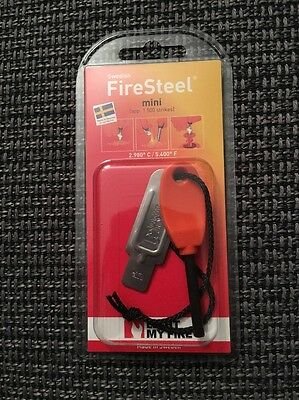 Swedish FireSteel Mini Feuerstab Neu OVP