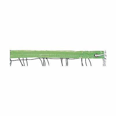 Champion Sports Vinyl Volleyball Nets Neon Green 32 x 3-Feet