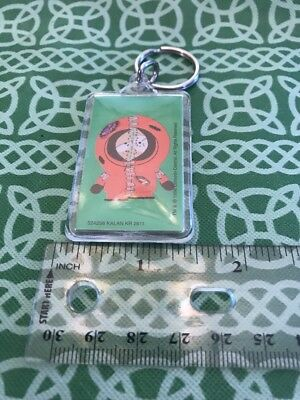 South Park 1998 Dead Killed Kenny Acrylic Keyring Keychain FREE SHIPPING