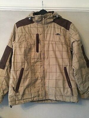 Boys Trespass Ski/Snowboard Jacket Age 13-14yrs