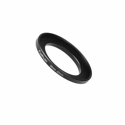 Fotodiox Metal Step Up Ring Filter Adapter, Anodized Black Aluminum 39mm-52mm...