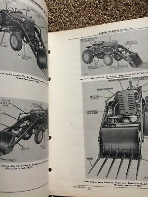 John deere 744e loader parts manual catalog book list pc2300 jd john deere 30 loader parts catalog manual book ford 8n toe 20 jd fandeluxe Image collections
