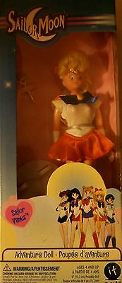 Sailor Moon Adventure Doll by Irwin 6 inches NEW