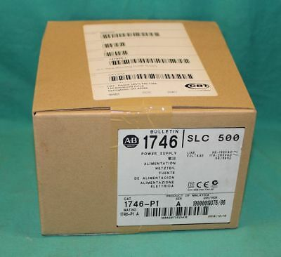 Allen Bradley 1746-P1 PLC SLC 500 Power Supply PS