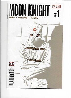 Moon Knight #1 (2016) 1st printing