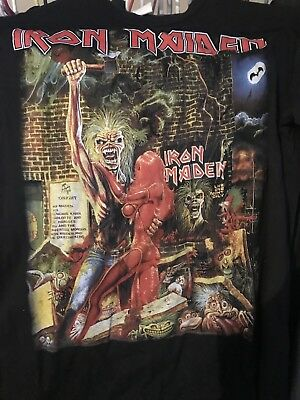 Iron Maiden Long Sleeve Shirt Bring Your Daughter