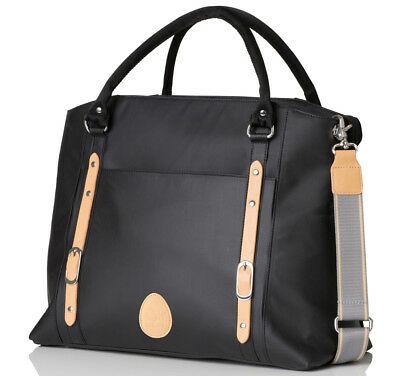PacaPod Mirano Black - Changing Bag NWT