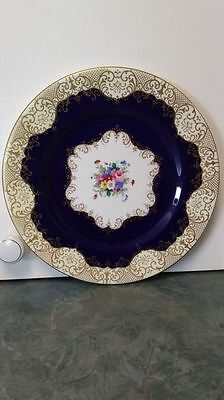 Antique Plate Crown Staffordshire Made in England