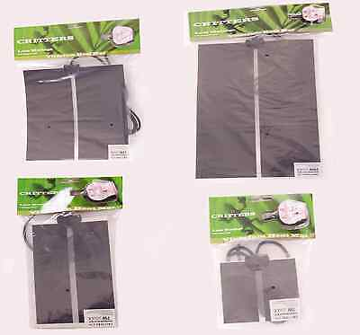 Critters Reptile Vivarium Heat Mats Heating 5 / 7 / 14 and 20 Watts