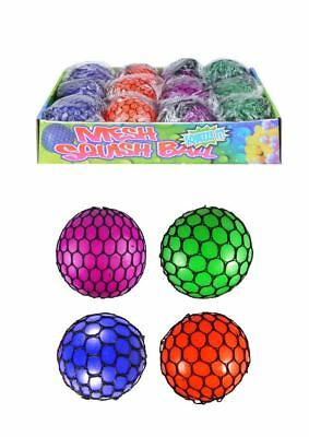 Henbrandt Squishy Mesh Squeeze Ball - 1 Ball supplied